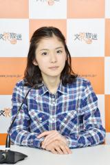 ラジオのレギュラーパーソナリティに初挑戦する松岡茉優