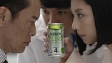 遠藤憲一演じるビール事業部長に濱田岳、小池栄子が迫る
