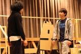 舞台『TOKYOHEAD〜トウキョウヘッド〜』(3月18日〜23日/東京グローブ座)稽古場の様子