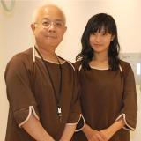 関ジャニ∞の丸山隆平と共に『サタデープラス』でMCを務める(左から)小堺一機、小島瑠璃子 (C)ORICON NewS inc.