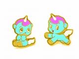 手塚治虫氏の『ユニコ』と清川あさみさんが松屋銀座の『GINZA FASHION WEEK』でコラボレーション。チャリティーピンバッジも限定販売!