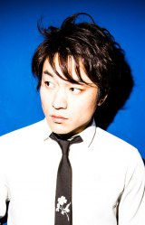 梅田シャングリラ10周年大感謝祭のMCを務める飯室大吾(FM802)