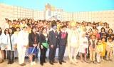NHK『LIFE!〜人生に捧げるコント〜』ファンミーティングの模様 (C)ORICON NewS inc.