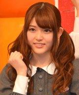 「普通の大学生になりたい」と願望を明かした乃木坂46・松村沙友理 (C)ORICON NewS inc.