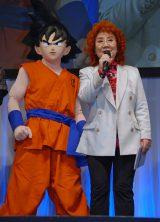 映画『ドラゴンボールZ復活の「F」』天下一ファンミーティングに出席した野沢雅子 (C)ORICON NewS inc.