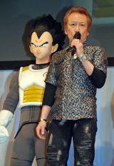 映画『ドラゴンボールZ復活の「F」』天下一ファンミーティングに出席した堀川りょう (C)ORICON NewS inc.