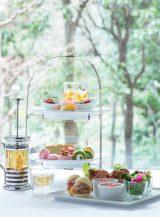 東京マリオットホテルでは『Gotenyama Spring Delight』を開催(3月2日〜4月15日) 花の香りを楽しむアフタヌーンティー(「ラウンジ&ダイニング G」にて/1名様税抜3600円)