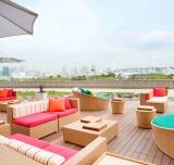 ホテル日航東京では春限定のさくら薫るアフタヌーンティー「さくらアフタヌーンティー」(3月16〜4月30日)を開催