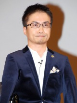 ツイッターで第3子誕生を報告した乙武洋匡氏 (C)ORICON NewS inc.