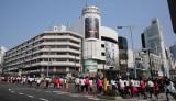女性だけのランニングイベント『渋谷・表参道Women's Run』が今年も開催(22日=東京渋谷区周辺)
