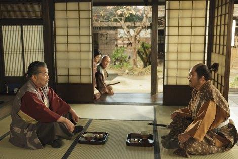 NHK・木曜時代劇『かぶき者 慶次』劇中カット   NHK・木曜時代劇『かぶき者 慶次』劇中カッ