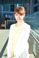 『ZIP!』初の女子大生お天気キャスターになる榊原美紅 (C)日本テレビ