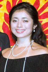 スイス人男性と国際結婚をした勝野洋とキャシー中島夫妻の次女・勝野雅奈恵 (C)ORICON NewS inc.