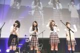 Le Lienが『nicola 東京開放日』で凱旋ライブ  写真/関純一