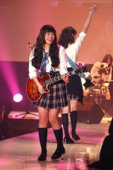 Le Lien=『nicola 東京開放日2015』ミニライブ (C)ORICON NewS inc.