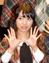 NGT48移籍への決意を語った北原里英 (C)ORICON NewS inc.