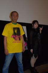 映画『がむしゃら』を撮った高原秀和監督(左) (C)ORICON NewS inc.