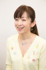 デビュー30周年を迎え、記念アルバム『ETERNITY』を発売した斉藤由貴