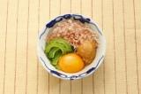 沖縄の家庭の味かちゅー湯は、自在にアレンジもOK 「ゴーヤかちゅー湯」 ※写真提供:ヤマキ