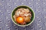 沖縄の家庭の味かちゅー湯は、自在にアレンジもOK 「卵入りかちゅー湯」 ※写真提供:ヤマキ