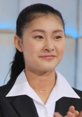 「世界フィギュアスケート国別対抗戦2015」の日本代表に選出された村上佳菜子 (C)ORICON NewS inc.
