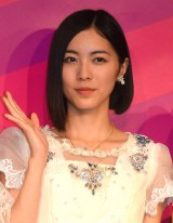 『AKB48衣装ミュージアム〜衣装が語る少女のキセキ〜』記者発表会に出席した松井珠理奈 (C)ORICON NewS inc.
