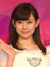 『AKB48衣装ミュージアム〜衣装が語る少女のキセキ〜』記者発表会に出席した渡辺美優紀 (C)ORICON NewS inc.
