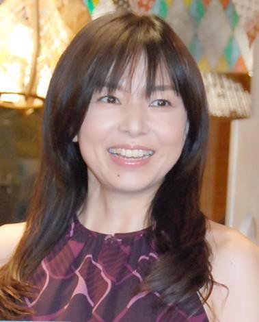 長せりふ「必死です」と語った山口智子 =新ドラマ『心がポキっとね』の記者会見(C)ORICON NewS inc.