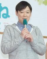 新ドラマ『心がポキっとね』の記者会見に出席した阿部サダヲ