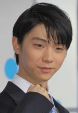 「世界フィギュアスケート国別対抗戦2015」日本代表に選出された羽生結弦 (C)ORICON NewS inc.