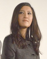 映画『エイプリルフールズ』公開初日舞台あいさつに出席した菜々緒 (C)ORICON NewS inc.