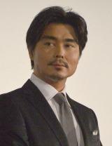 映画『エイプリルフールズ』公開初日舞台あいさつに出席した小澤征悦 (C)ORICON NewS inc.