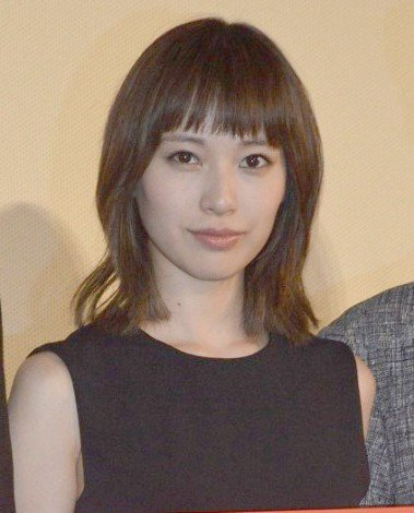 戸田恵梨香 舞台挨拶