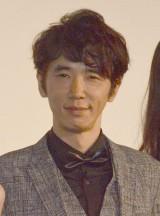 映画『エイプリルフールズ』公開初日舞台あいさつに出席したユースケ・サンタマリア (C)ORICON NewS inc.