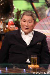4月5日放送のフジテレビ系『ワイドナショー』『ワイドナB面』にビートたけしが初登場
