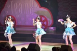 M22「ハート型ウイルス」〜AKB48チーム8結成1周年記念特別公演より (C)ORICON NewS inc.