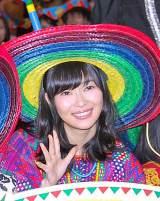しんちゃんに投票をお願いしたHKT48・指原莉乃 (C)ORICON NewS inc.