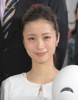 木村拓哉と連続ドラマ初共演の上戸彩 (C)ORICON NewS inc.