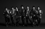 新曲「STORM RIDERS feat.SLASH」のMVを公開した三代目 J Soul Brothers from EXILE TRIBE