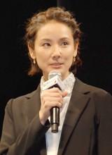 恋愛観を打ち明けた吉田羊 (C)ORICON NewS inc.