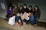 生駒里奈(前列中央)主演の映画『コープスパーティー』がクランクアップ (C)「映画コープスパーティー」製作委員会