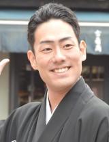「そっくりに作ってくれてうれしい」と喜びを語った中村勘九郎 (C)ORICON NewS inc.