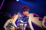 """超特急のリョウガ 『BULLET TRAIN ONEMAN SHOW SPRING HALL TOUR 2015 """"20億分のLINK 僕らのRING""""』より PHOTO: 米山三郎(SignaL)"""