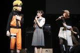 『NARUTO-ナルト-』愛を爆発させた乃木坂46の生駒里奈 Photo:hajime kamiiisaka