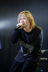 『NARUTO THE LIVE vol.0』に出演したAqua Timez Photo:hajime kamiiisaka