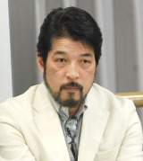 ミュージカル『ダブル』制作発表会に出席した宮川浩 (C)ORICON NewS inc.