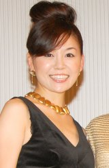 自身のブログで妊娠5ヶ月であることを発表した舞坂ゆき子 (C)ORICON NewS inc.