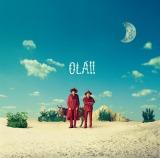 ゆず42ndシングル「OLA!!」ゆず盤