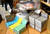 17日オープン「ログロード代官山」内部公開 食マーケット「THE MART AT FRED SEGAL」 店内の様子 (C)oricon ME inc.