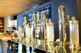 17日オープン「ログロード代官山」内部公開 キリンの新業態店舗ダイニング「SPRING VALLEY BREWERY TOKYO」 さまざまなフレーバーをビールに入れられるオリジナル高機能サーバー・ビアインフューザー (C)oricon ME inc.